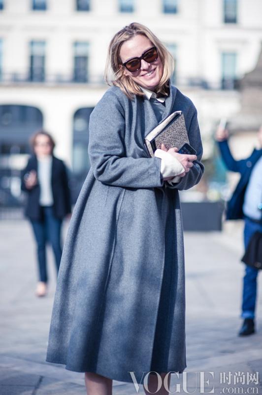 巴黎时装周街拍日记Day 9