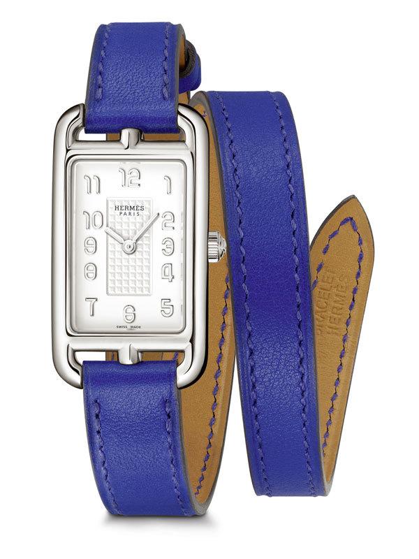 2014巴塞尔新品 爱马仕Cape Cod系列全新腕表
