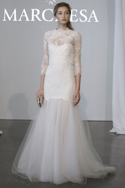 10款最美新季婚纱