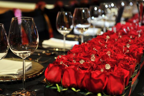 上海威斯汀大饭店 婚宴菜式及个性服务
