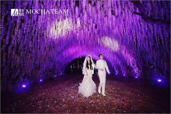定制你的婚礼梦想