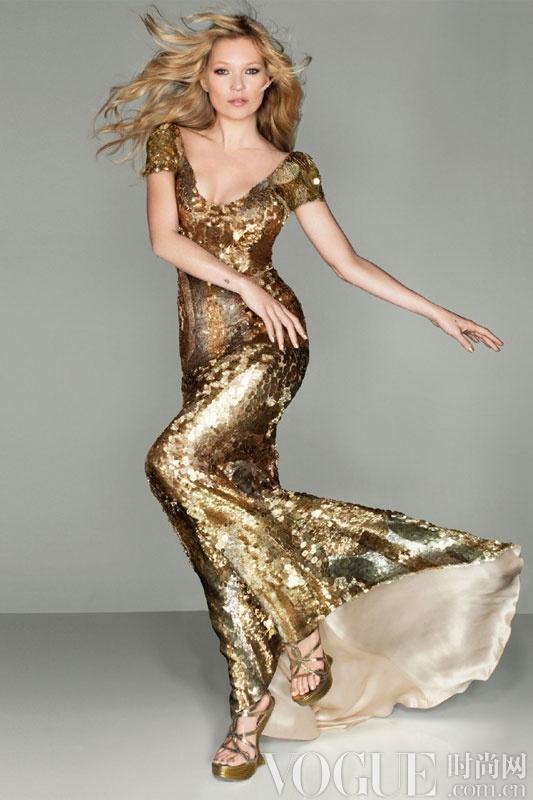 2012伦敦奥运闭幕式时装大片:集合英伦时尚力量