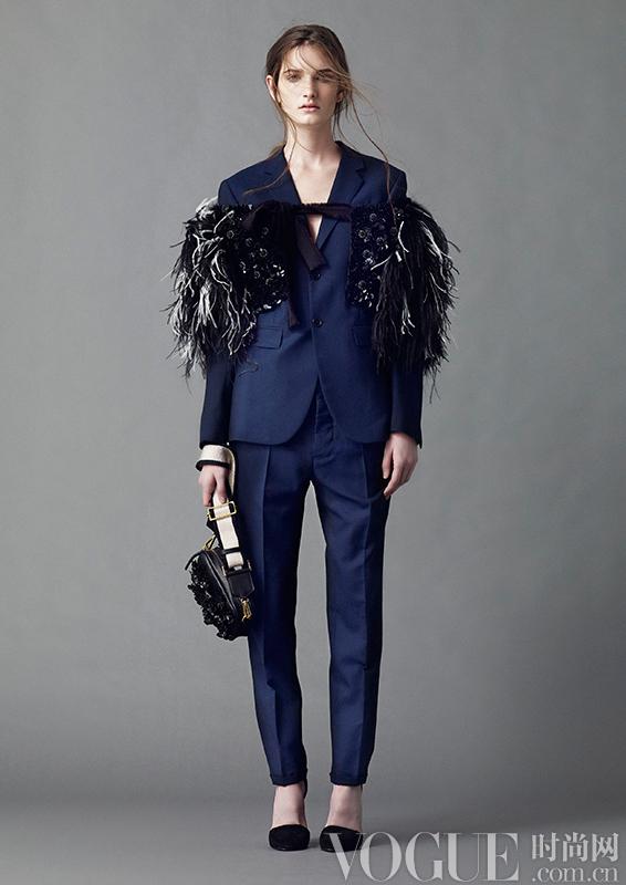 无拘无束的超现实主义 Marni 2015晚装系列全线上市