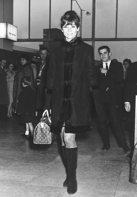 Louis Vuitton Speedy 旅行手袋风格故事