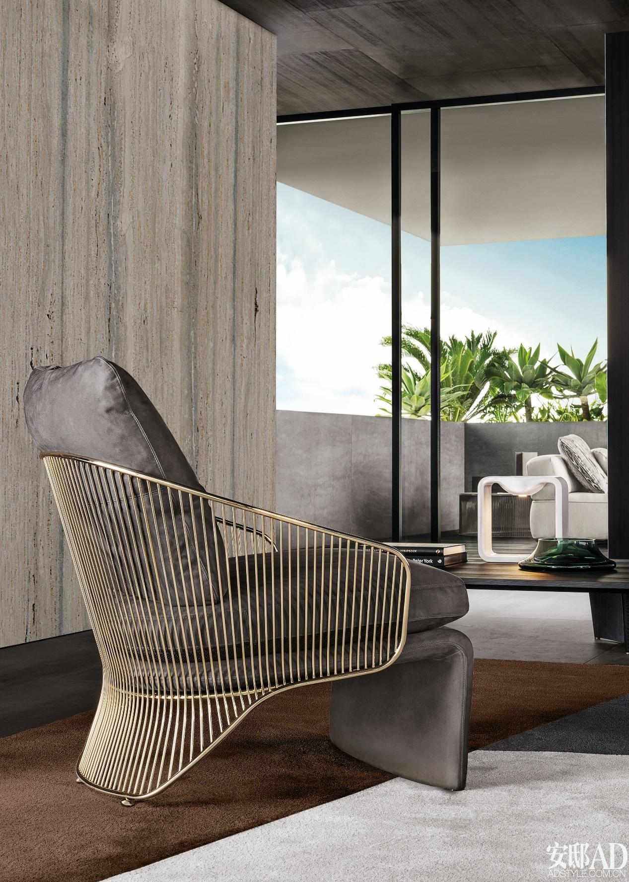 一把椅子也可以活得如此优雅