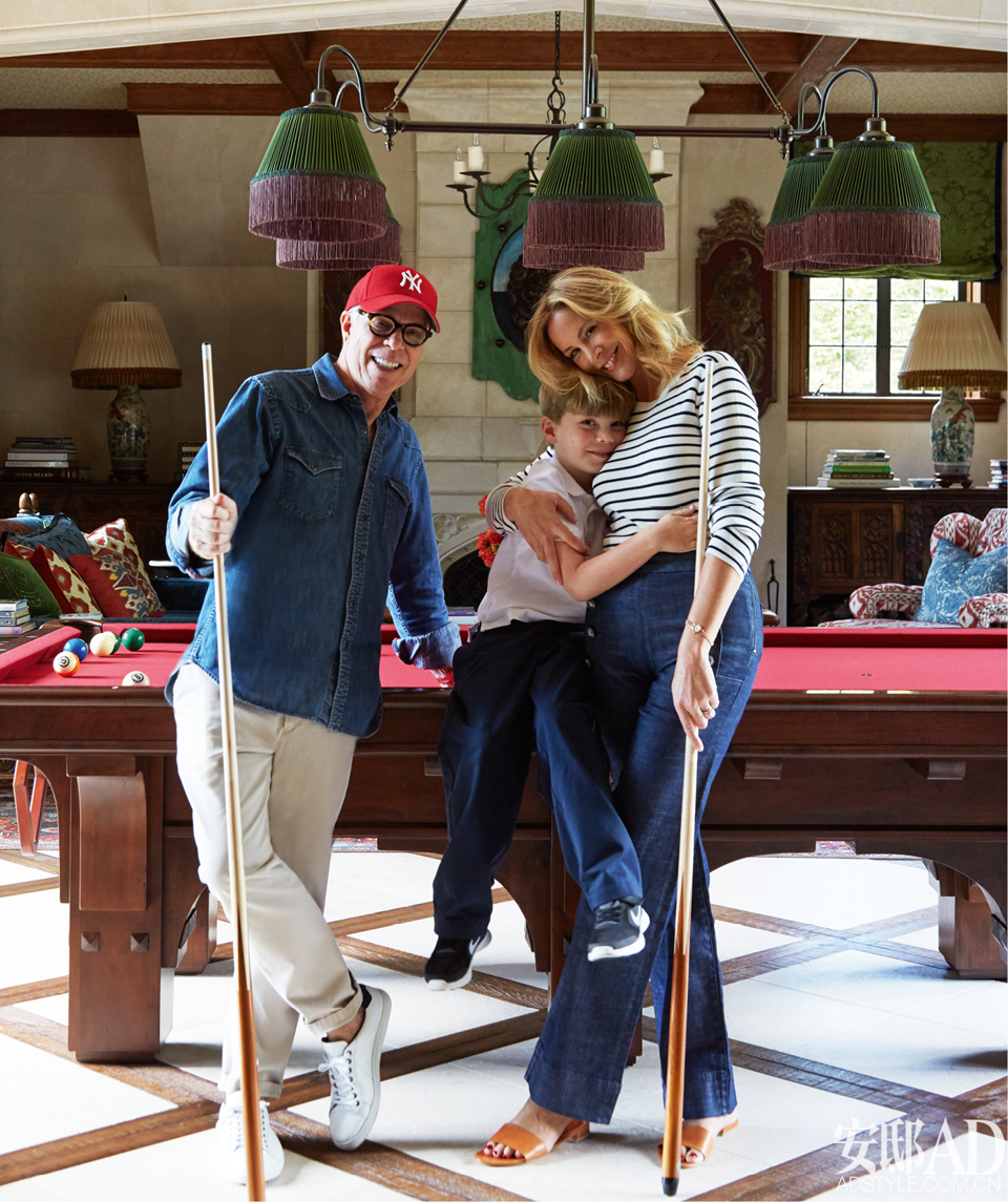 "Tommy Hilfiger: ""我总是爱买房,再卖掉,但这里让人想住下来"