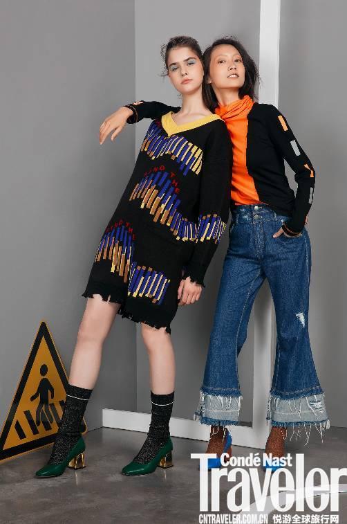 终于等到你 Gap x Condé Nast Center x C.J. YAO设计师合作系列到店啦!