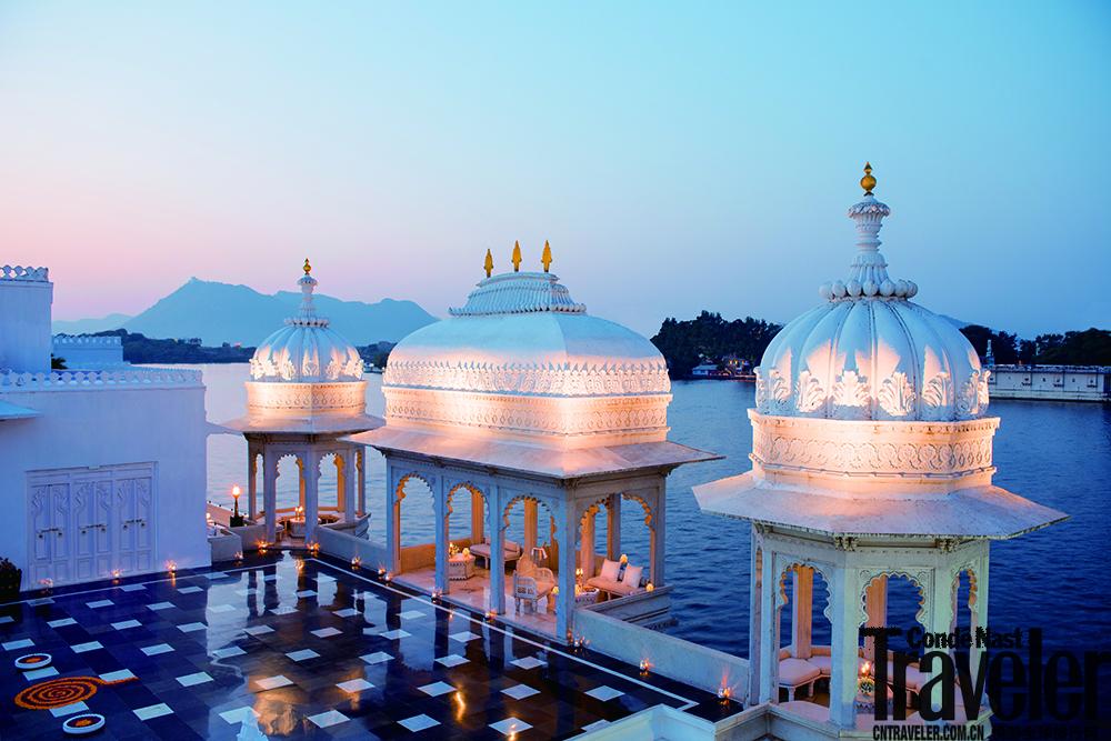 在印度享受皇室的奢華體驗