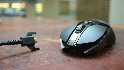操作圣手 5款值得入手的高性能鼠标盘点_数码_GQ男士网