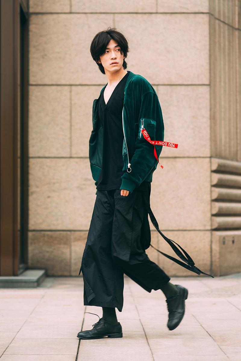 时装周不仅是奇装靓服 发型也是重要元素