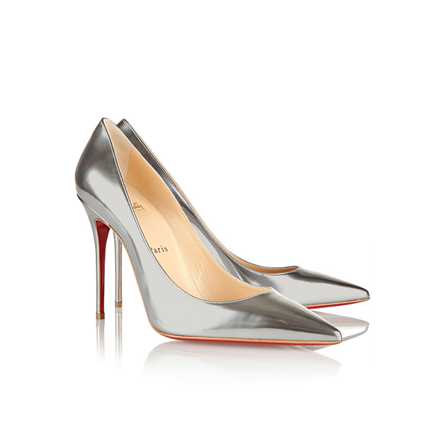 db739b4ce0ca Christian Louboutin Iriza Iriza hollows out the inner side of the shoes  based on the design of Decollete . Mr. Louboutin humorously said that it  was ...