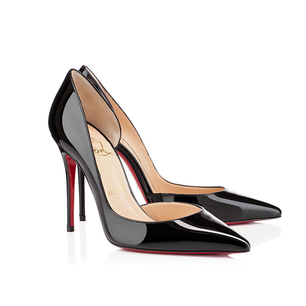 783e79dd4b74 Christian Louboutin Iriza Patent Leather High Heels