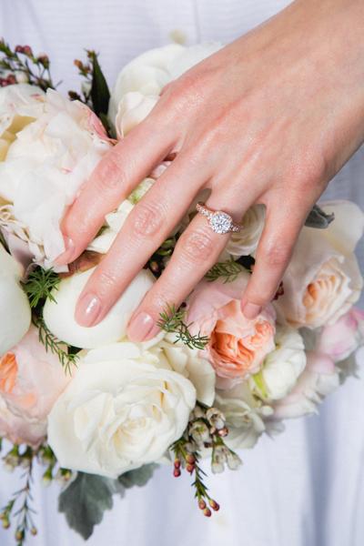 美甲和新娘捧花的最佳搭配,我们帮你选好了
