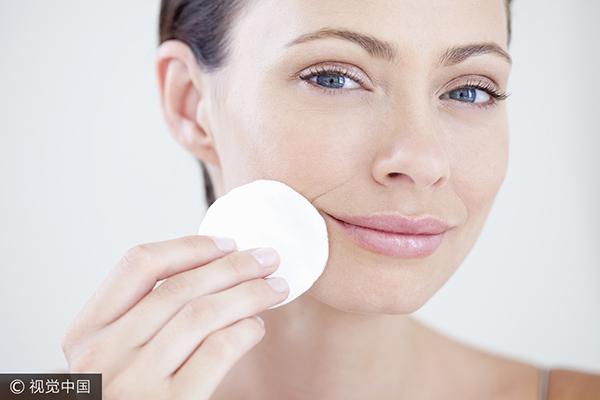 改善闭口粉刺 每天护肤时这一步最重要