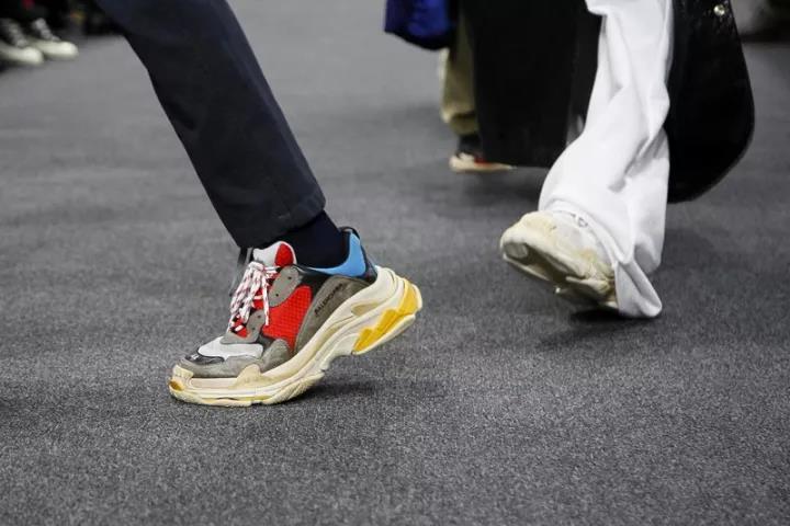 穿来穿去_我最爱的还是最百搭的球鞋