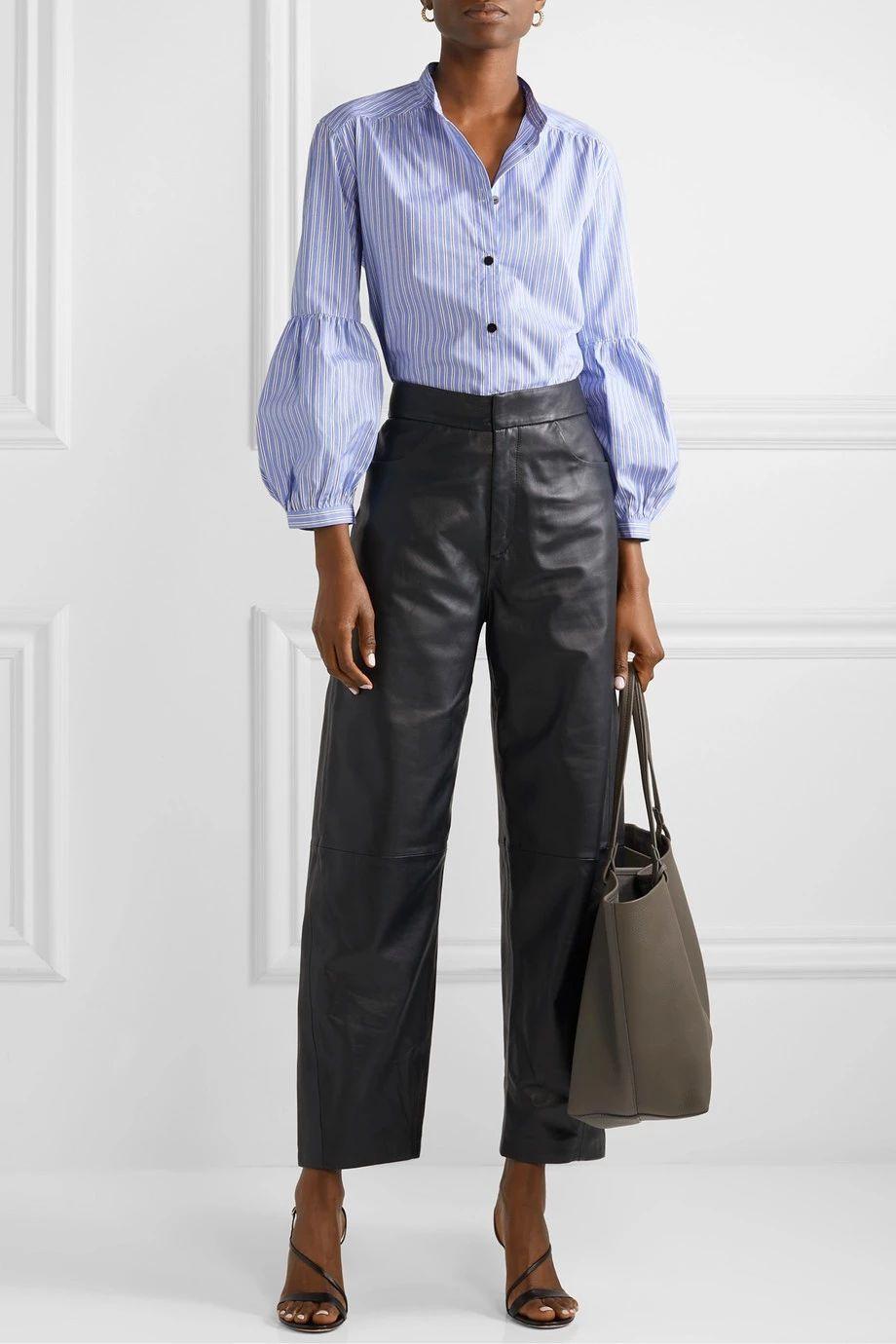 ��a�y�$ycny�N[�Z�nK��ih_cefinn条纹纯棉牛津纺衬衫 (net-a-porter有售) 参考价格:约cny 1