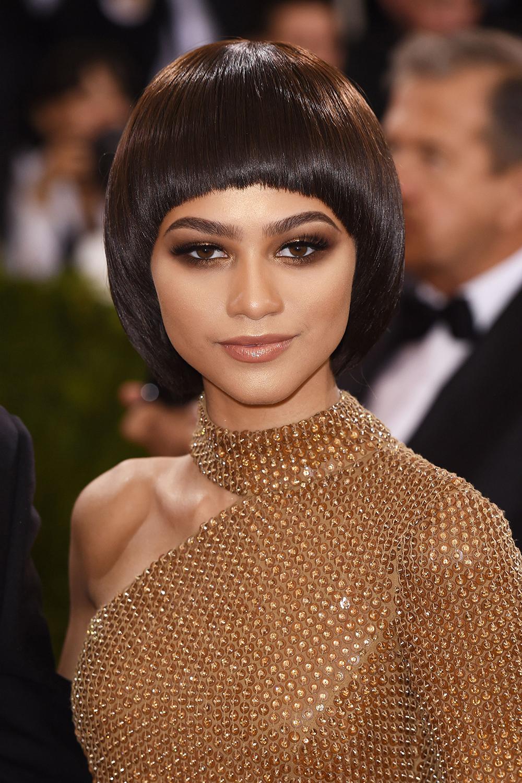 《Vogue》杂志选出了最好的锅盖头发型 锅盖头再次变得酷起来