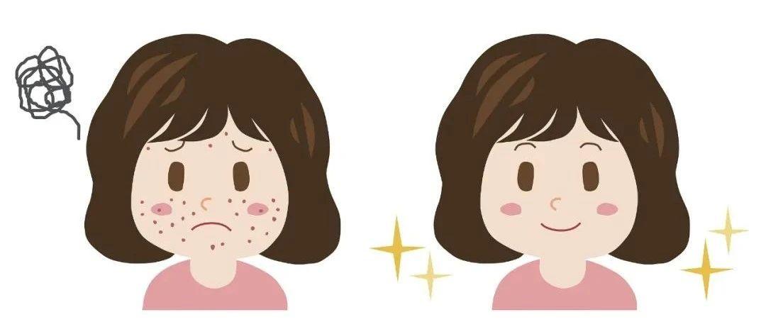 问:那些皮肤好的人是怎么洗脸的?