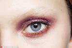 科技未来感金属眼妆