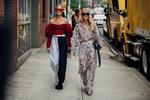 2019紐約春夏時裝周街拍DAY2