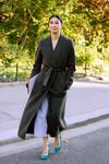 Silvia Olsen 2016春夏巴黎时装周街拍