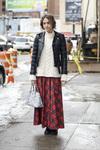 2017秋冬纽约时装周街拍 DAY3