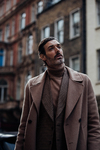 伦敦2018秋冬男装周街拍