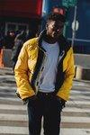 纽约男装周街拍