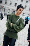 2019伦敦春夏时装周街拍DAY1