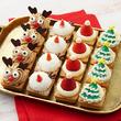 这些高颜值的圣诞甜品 是任何人都拒绝不了的