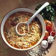 寒冬:一碗浓汤才是晚餐的正确打开方式