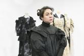 Simone Rocha充满艺术与朋克气息的新系列抢先看