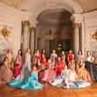 第25屆巴黎名媛舞會成功揭幕于巴黎香格里拉酒店