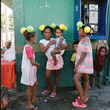 网红摄影师Renell Medrano 伦敦首次个展体现多米尼加文化