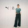 PUMA攜劉雯發布首個PUMA X LIU WEN聯名系列,  打造呈現多元藝術空間