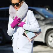 冬日手套大搜查 温暖时尚到指尖