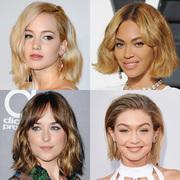 这些女星,去年都换了新发型