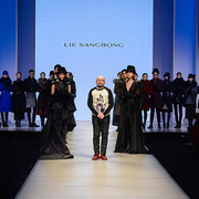 2016哈尔滨国际时装周 LIE SANGBONG品牌秀场