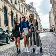 2016秋冬巴黎时装周街拍 Day3