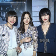 "Chanel""巴黎在罗马""高级手工坊系列after party"