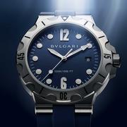 BVLGARI  Diagono Scuba腕表 意式精致运动腕表典范