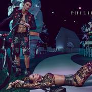 PHILIPP PLEIN 2017年春夏广告大片 爱丽斯梦游颓城乐园