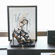 """全球多元化时尚精品购物平台Farfetch 携手AQUAZZURA 共同发布""""胶囊系列"""""""