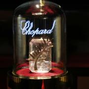 "Chopard萧邦""邂逅金棕榈""高级珠宝展览于上海盛大开幕"