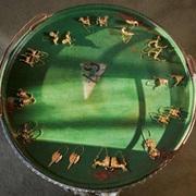 纪梵希推出 早秋系列星座十二宫复古配饰