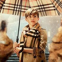 BURBERRY 冬日佳节广告大片之臻爱献礼隆重发布
