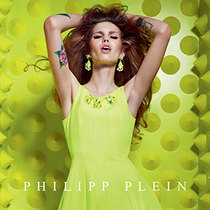 PHILIPP PLEIN 2015早春系列广告大片