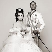 卡拉与法瑞尔为Chanel演绎二重唱