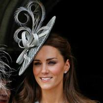 凯特·米德尔顿点睛之物 最美帽子盘点