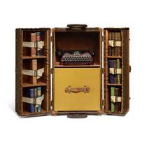 路易威登特别订制硬箱鉴赏 为您揭密顶级工艺致臻之作